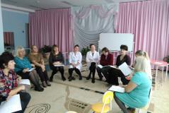 «Счастье – когда тебя понимают» - психологический тренинг с педагогами